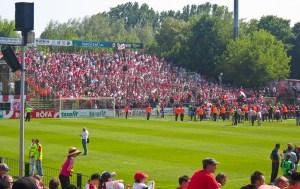 Union vs. Oberhausen