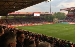 Alte Försterei - bursting at its seams