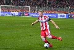 Pedersen assisted Prömel's 1:0
