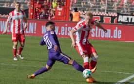 Pedersen on the wing