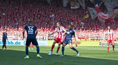 Kroos in midfield