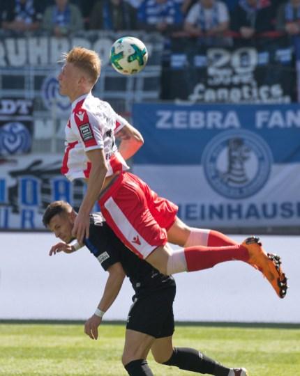 Pedersen in action