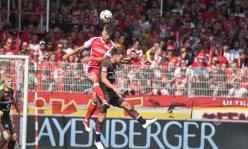 Friedrich heads it out