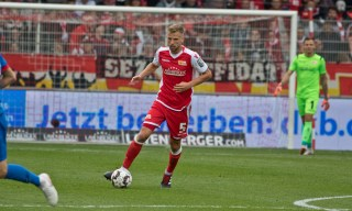 Friedrich building up an attack
