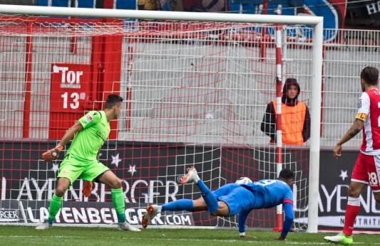 Heidenheim scores