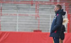 U21 head coach Sebastian Bönig