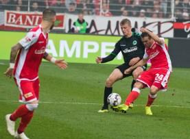 Schmiedebach in midfield