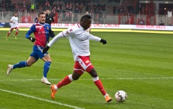 Abdullahi assisting the equalizer