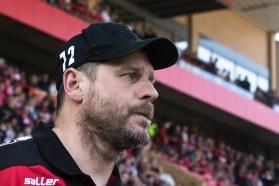Former Union striker Steffen Baumgart