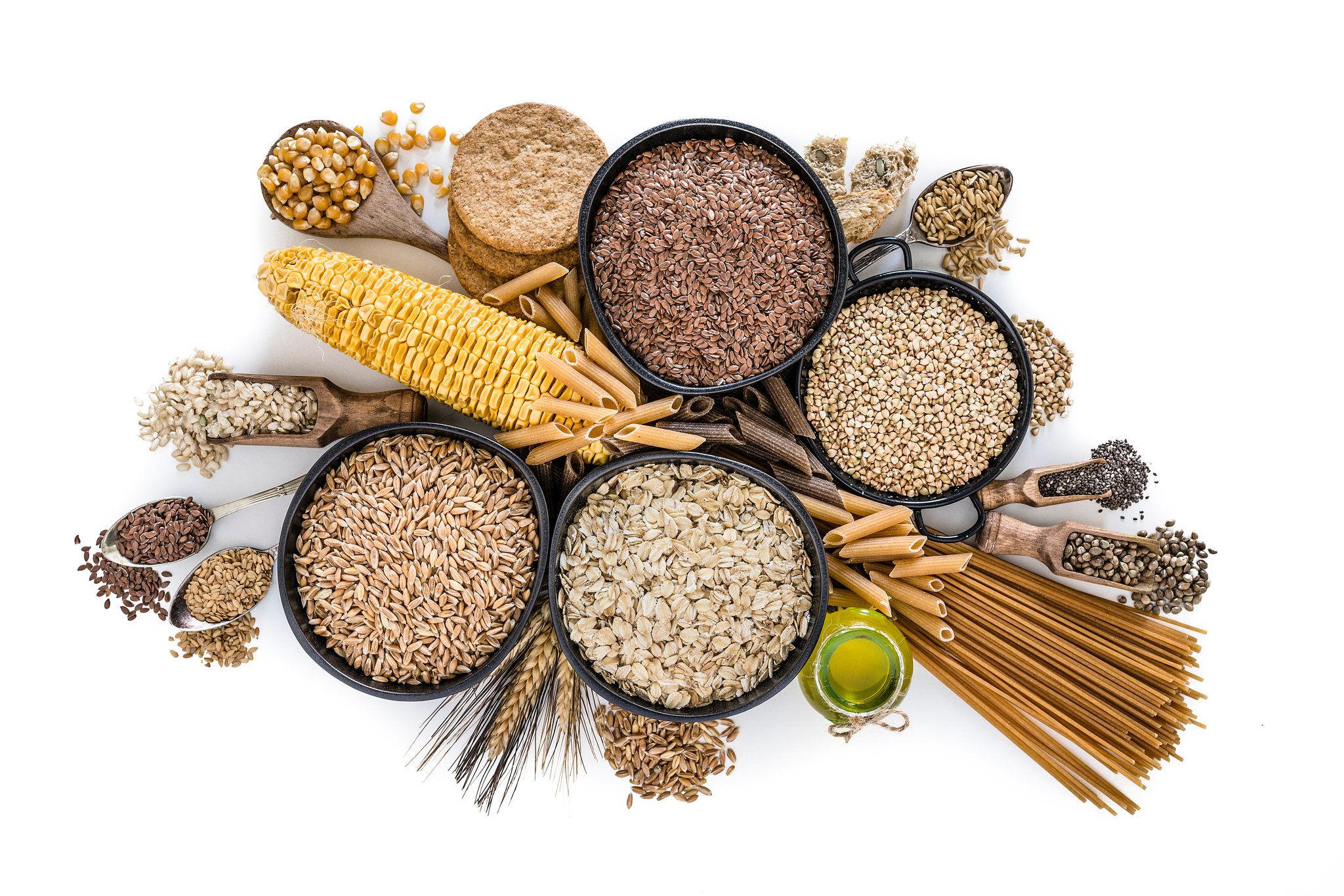 Whole Grains For Health