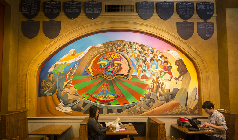 The Multicultural Murals Wisconsin Union