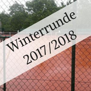 Winterrunde Herren 50: Überraschender Sieg im letzten Punktspiel