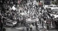Manifestation antifasciste à Toulouse contre le local du Bloc Identitaire (mars 2012)