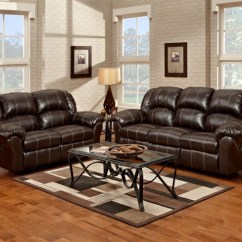 7 Piece Living Room Package White Paint Colours For Set Union Furniture Company Livingroom 1000 Brandon Brown