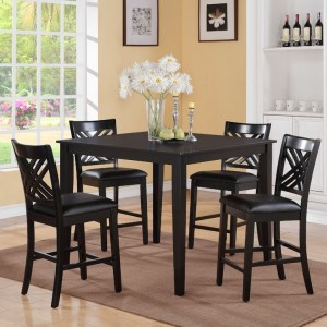 Union Furniture 18760 Brooklyn Counter Height Table