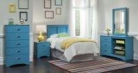 Children's Bedroom Set - Blue   Union Furniture Company