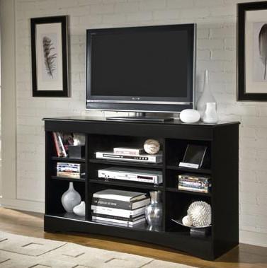 Union Furniture Entertainment Console 48-275 Black
