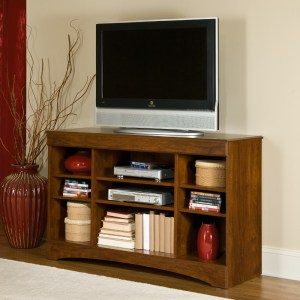 Union Furniture Entertainment Console 48-315 Persimmon