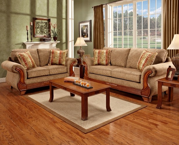 7-Piece Living Room Set | Union Furniture Company