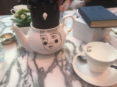 Mad Hatter Afternoon Tea at The Sanderson hotel
