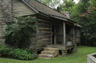 Virginia's back porch