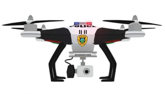 Drones included in $99M Union budget