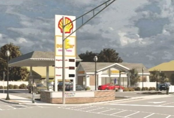 Drive-thru, Shell station proposed for South and Lincoln in Cranford