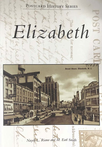Book of postcards shows Elizabeth's history, transformation