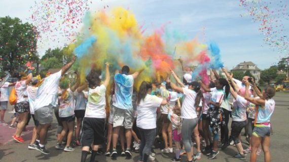 LINDEN – LHS Color Run Fundraiser (June 2019)