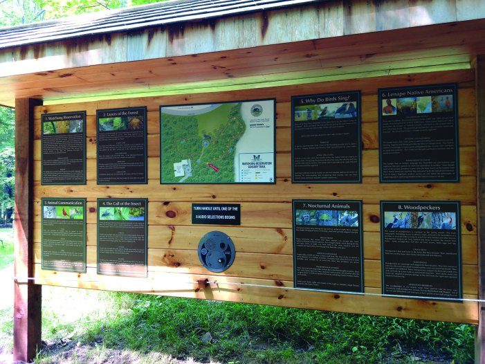Watchung Reservation trails on the comeback path