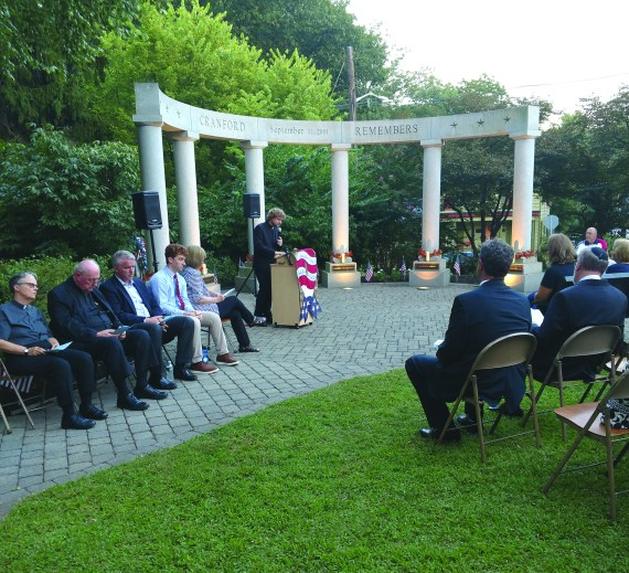 Cranford remembers six who died in 9/11 attacks