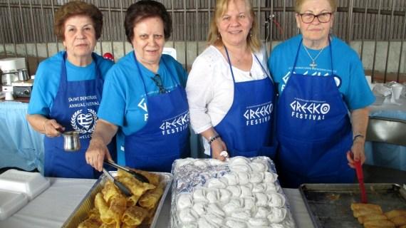 UNION – St. Demetrios 42nd Annual Greek Festival (Sept. 2019)