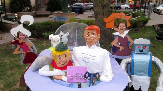 CRANFORD – 12th Annual Scarecrow Stroll (October 2019)