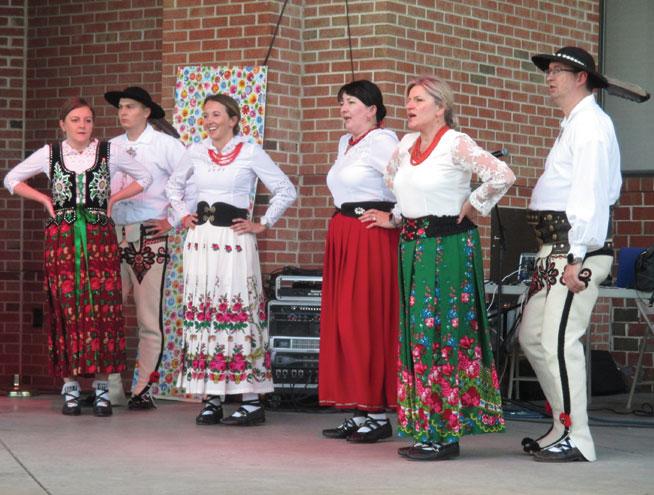 Linden celebrates inaugural Polish Heritage Day Festival