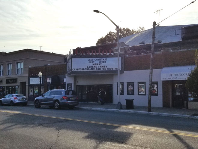 Cranford Theater returns after two-month renovation
