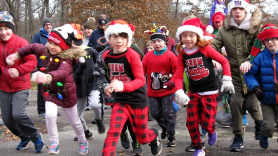CRANFORD – Jingle Bell Jog Fundraiser (Dec. 2019)