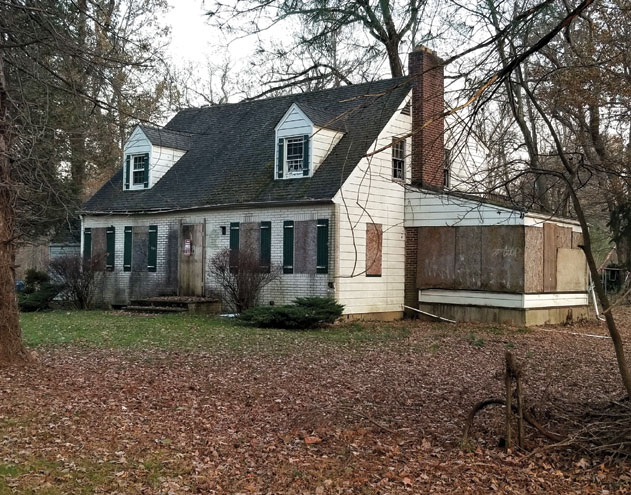 County buys $515K house to expand Nomahegan Park