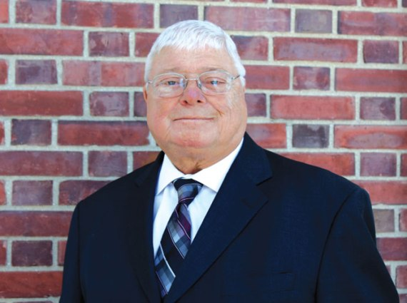 Retiring Union administrator leaves town steady, stable
