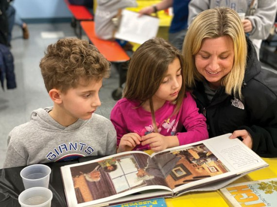 Reading Cafe in Clark combines fun and learning