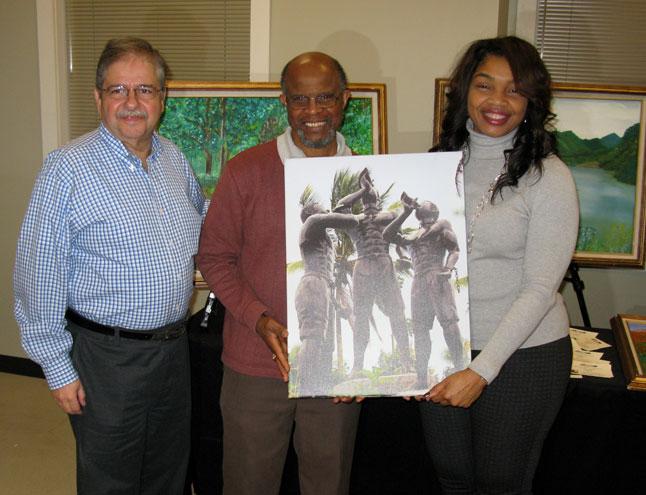 UNION COUNTY – Black History Month Art Exhibit (Feb. 2020)