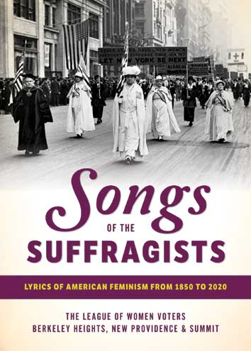 LWV celebrates 19th Amendment by penning book