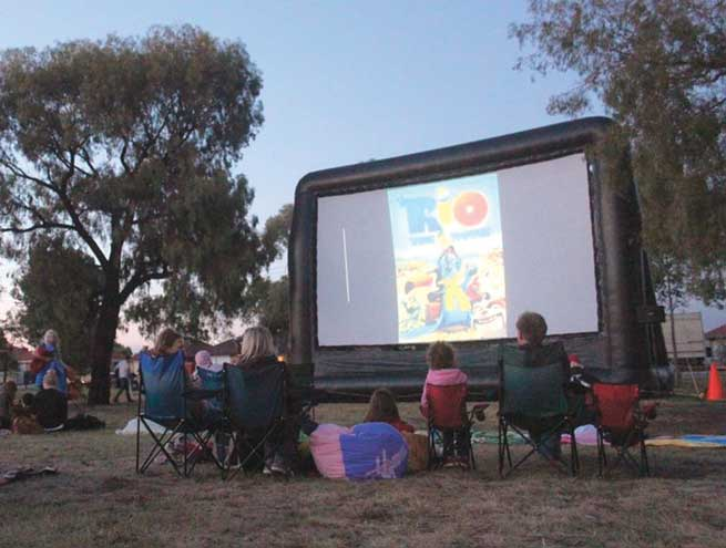 Union County hosts drive-up and walk-up summer movie events