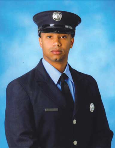 Linden firefighter becomes department's first black lieutenant
