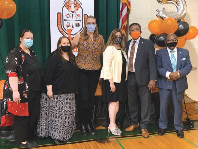 Linden school to join National Blue Ribbon Schools Program