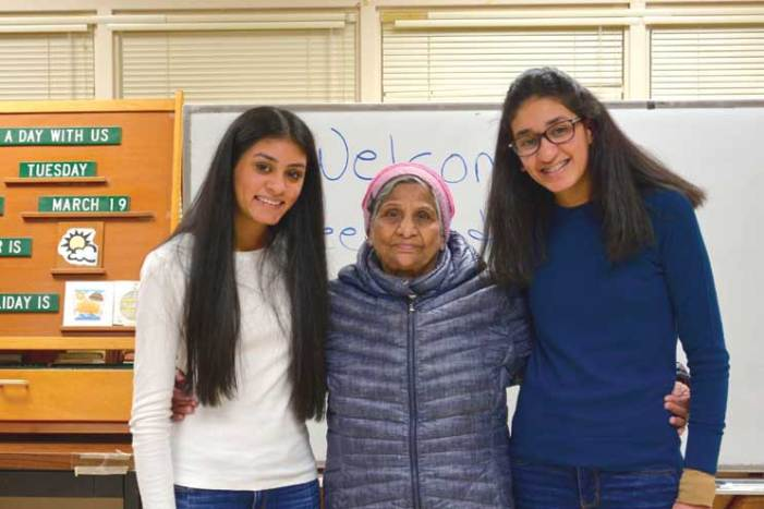 Teenage sisters make music video to raise funds for SAGE Eldercare