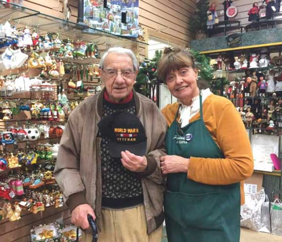 Small Business Saturday attracts customers in Cranford
