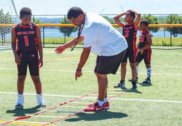 Roselle's Rams now guided by former NJ Player of the Year seeking to take team to next level