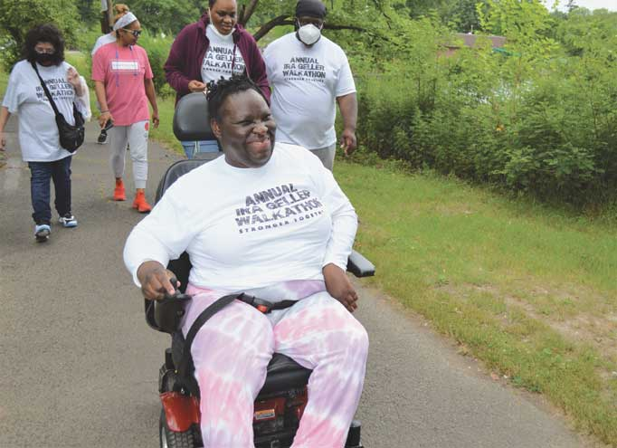 CAU Walkathon celebrates a year of perseverance