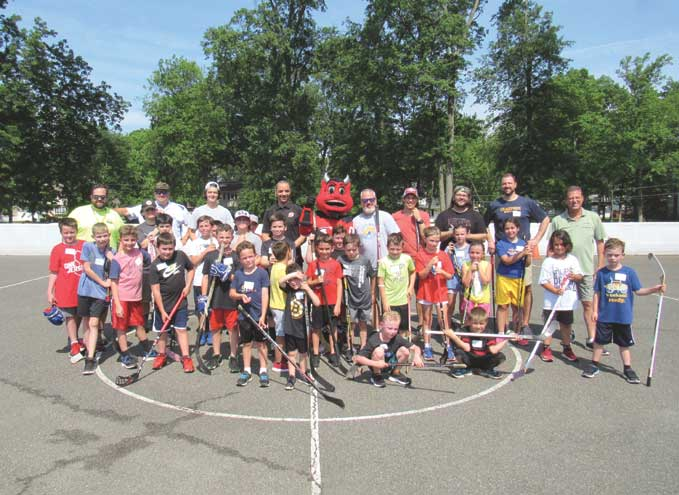 Two towns one goal: A tale of street hockey in Clark and Scotch Plains