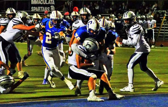 It won't be easy to get past Cranford's offense